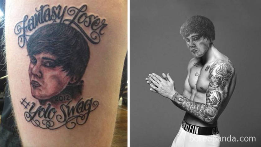 Σαράντα αποτυχημένα τατουάζ που θα σε κάνουν να σκεφτείς δύο φορές πριν «χτυπήσεις» το δικό σου