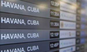 Η πρώτη πτήση από τις ΗΠΑ στην Κούβα έπειτα από 50 χρόνια (Vid)