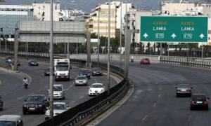 Καραμπόλα στην Εθνική Οδό Αθηνών – Λαμίας