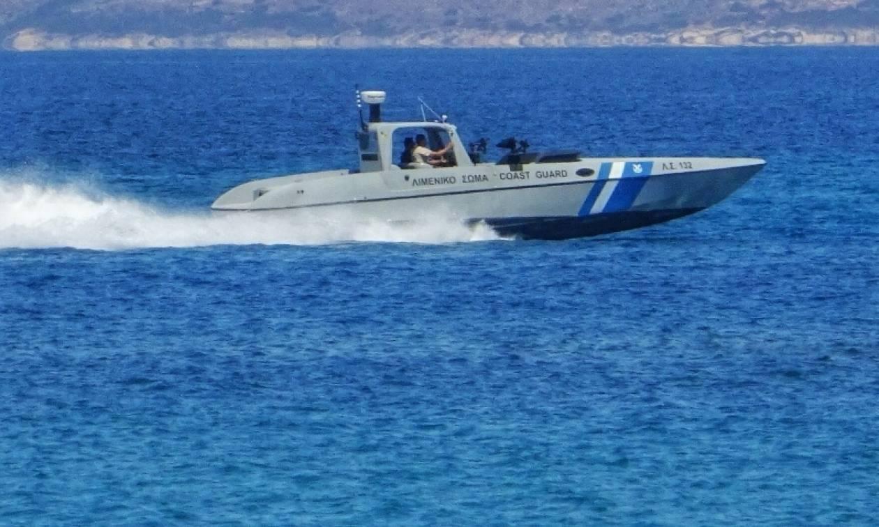 Σκάφος με 30 επιβαίνοντες αγνοείται ανοικτά της Κέρκυρας
