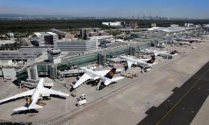 Συναγερμός στο αεροδρόμιο της Φραγκφούρτης