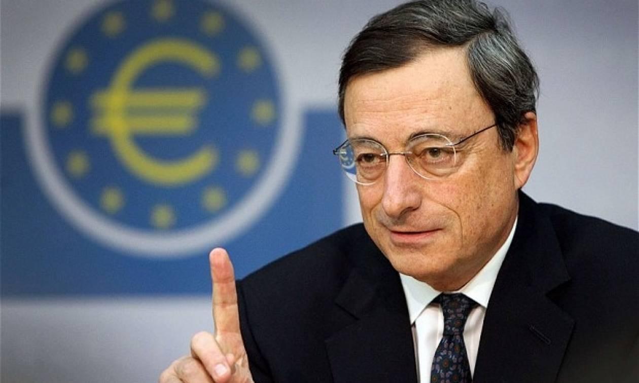 Ντράγκι: H Ελλάδα θα μπει στο πρόγραμμα αγοράς ομολόγων μόνο αν...