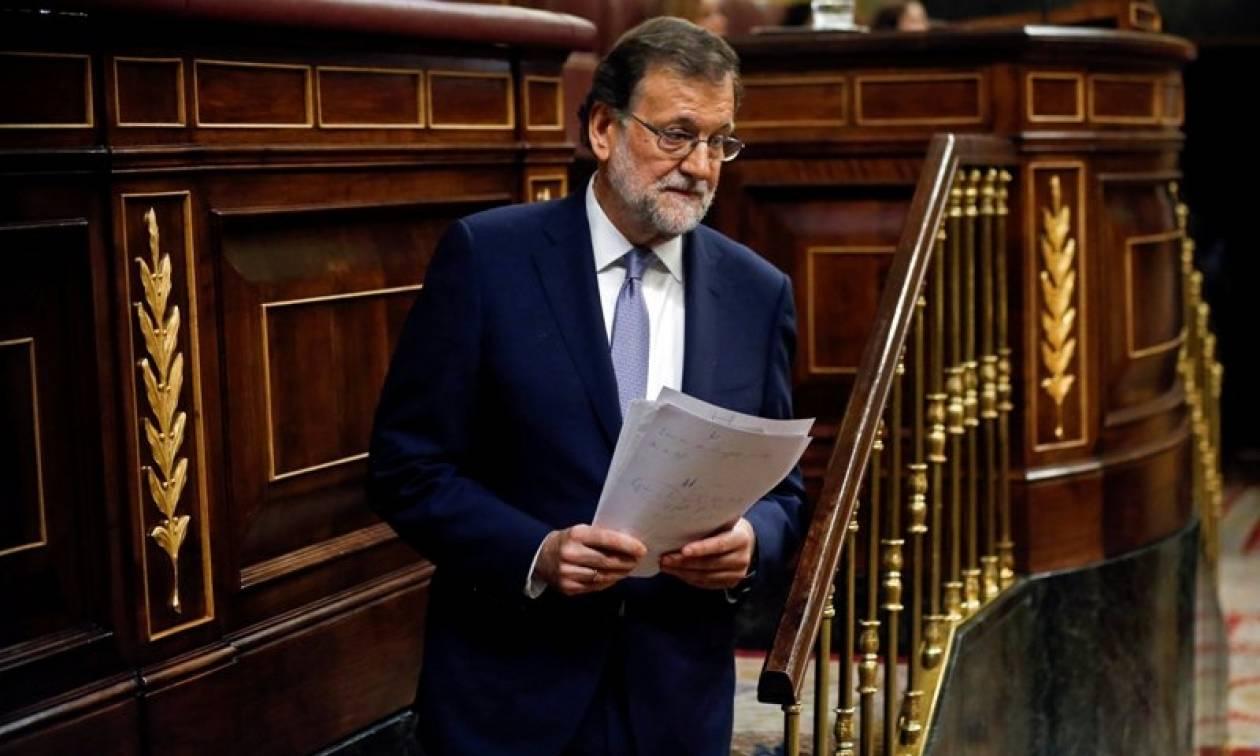 Ισπανία: Όλο και πιο κοντά το ενδεχόμενο για νέες κάλπες - Δεν έλαβε ψήφο εμπιστοσύνης ο Ραχόι