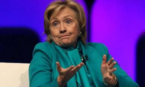 ΗΠΑ: Σε ιστορικό χαμηλό η δημοφιλία της Χίλαρι Κλίντον (Vid)
