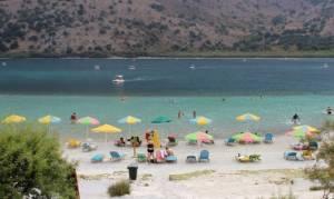 Κρήτη: Η στοιχειωμένη λίμνη Κουρνά