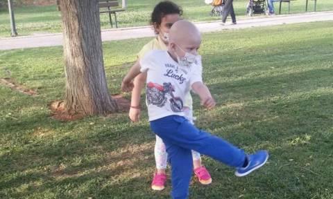 Δραματική έκκληση για 6χρονο που πάσχει από οξεία λεμφοβλαστική λευχαιμία