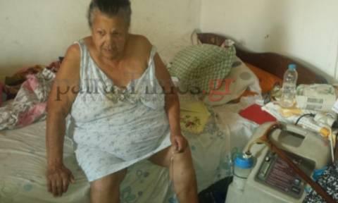 Αναλγησία! Η ΔΕΗ έκοψε το ρεύμα σε ηλικιωμένη που ζει με μηχάνημα οξυγόνου