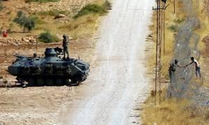ΗΠΑ: Το Ισλαμικό Κράτος θα χάσει την πρόσβασή του στα τουρκικά σύνορα