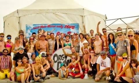 Το φεστιβάλ των οργίων: Μαραθώνιο σεξ με χιλιάδες αγνώστους! (video+photos)