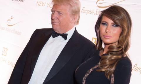 ΗΠΑ: 150 εκατ. δολάρια ζητά από την Daily Mail η Μελάνια Τραμπ για συκοφαντική δυσφήμηση (Vid)
