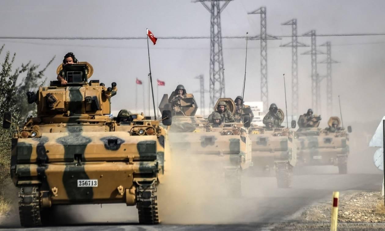 Τουρκία-Συρία: Συνεχίζει την «εκστρατεία τρόμου» o Ερντογάν κατά των Κούρδων που μάχονται τον ISIS