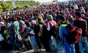 Число беженцев в Греции достигло 60 000 человек