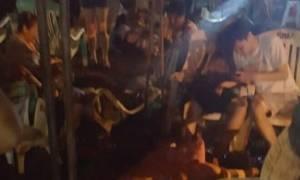Συγκλονιστικές εικόνες: Τζιχαντιστές «έπνιξαν» στο αίμα αγορά των Φιλιππίνων (videos+photos)