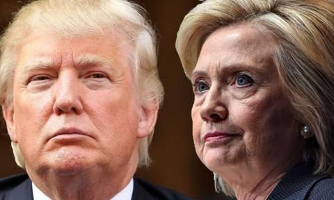 Εκλογές ΗΠΑ: Αυτοί είναι οι παρουσιαστές των ντιμπέιτ Τραμπ-Κλίντον