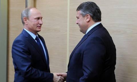 Συνάντηση Πούτιν -  Γκάμπριελ στη Μόσχα