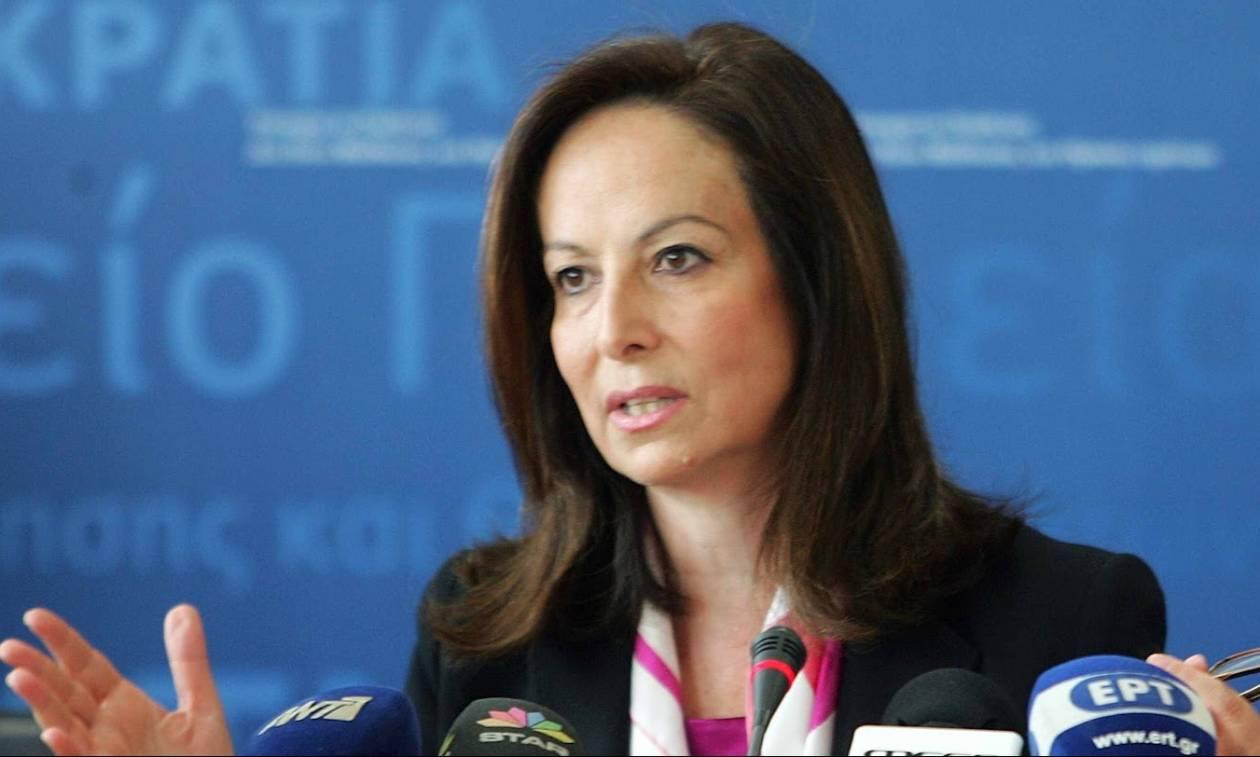 Σημίτη για Πρόεδρο της Δημοκρατίας δείχνει η Διαμαντοπούλου
