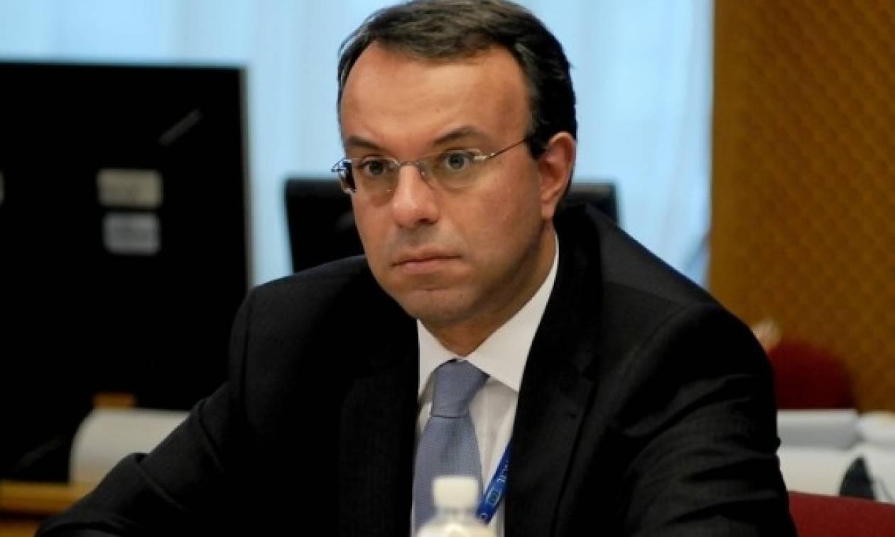 Σταϊκούρας: Ο«κόφτης» έχει ήδη ενεργοποιηθεί