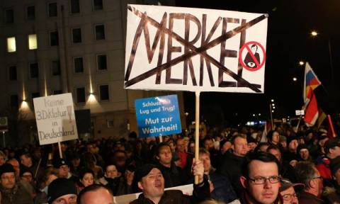 Εκλογές στη Γεμανία: Μεγαλώνει το αντιμεταναστευτικό κόμμα