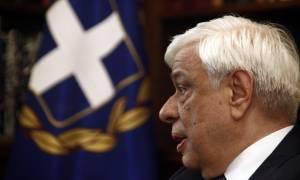 Μήνυμα ομοψυχίας Παυλόπουλου: Εμείς οι Έλληνες, όταν είμαστε ενωμένοι, ξεπερνούμε τις δυσκολίες