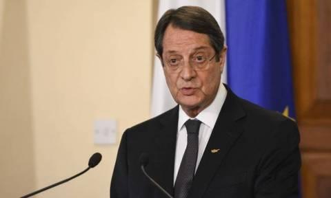 Κυπριακό - Αναστασιάδης: Βελτιώθηκαν κάποιες από τις παραμέτρους του σχεδίου Ανάν