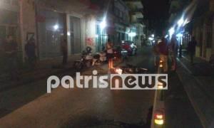Τραγωδία στην Αμαλιάδα: Μοτοσικλετιστής παρέσυρε πεζό – «Έσβησαν» στην άσφαλτο