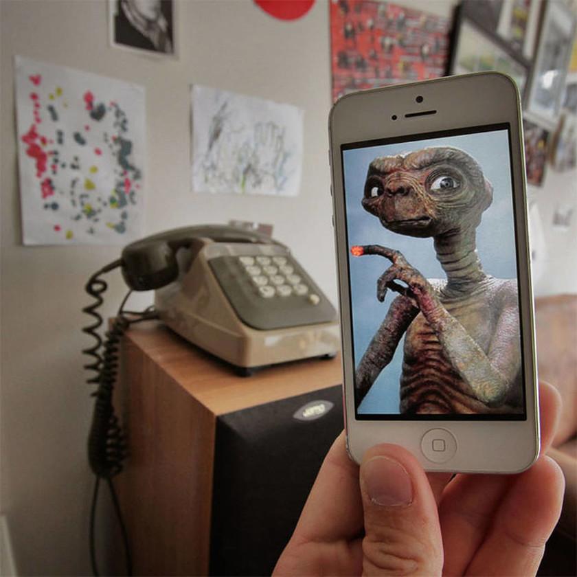 Viral: Δείτε πώς με ένα smartphone μπορείτε να κάνετε τις φωτογραφίες σας πιο συναρπαστικές από ποτέ