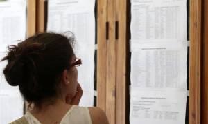 Πανελλαδικές: Ξεκινούν οι εγγραφές των επιτυχόντων