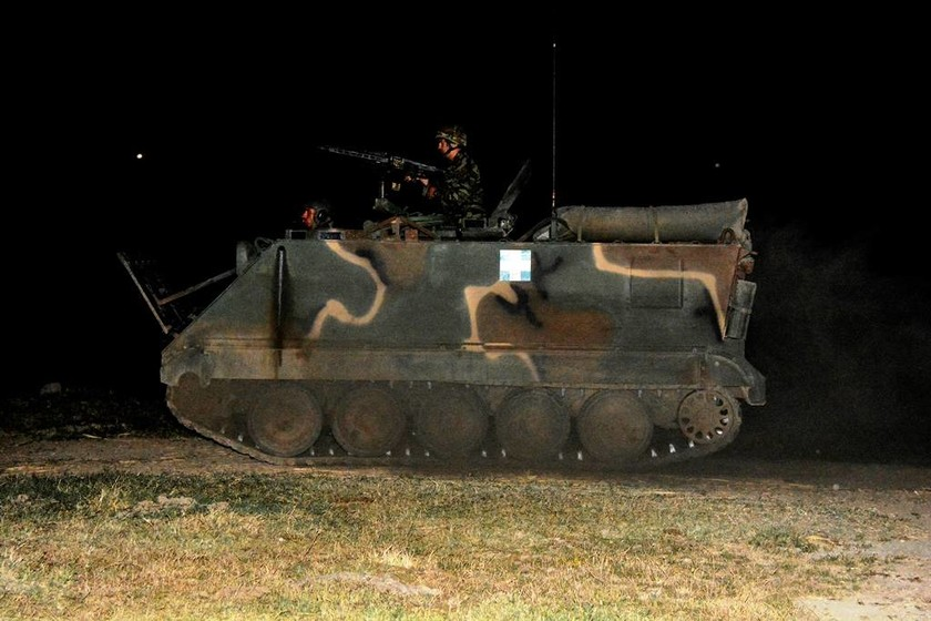 Στρατός Ξηράς: Εκπαίδευση Μεραρχίας Πεζικού (pics)