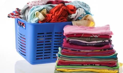 Θα σας λύσουν τα χέρια: Πλυντήρια που διπλώνουν τα ρούχα και εξαφανίζουν τις οσμές!