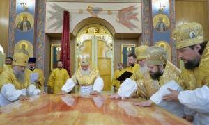Ο Πατριάρχης Μόσχας εγκαινίασε τον μεγαλύτερο ναό στην Άπω Ανατολή