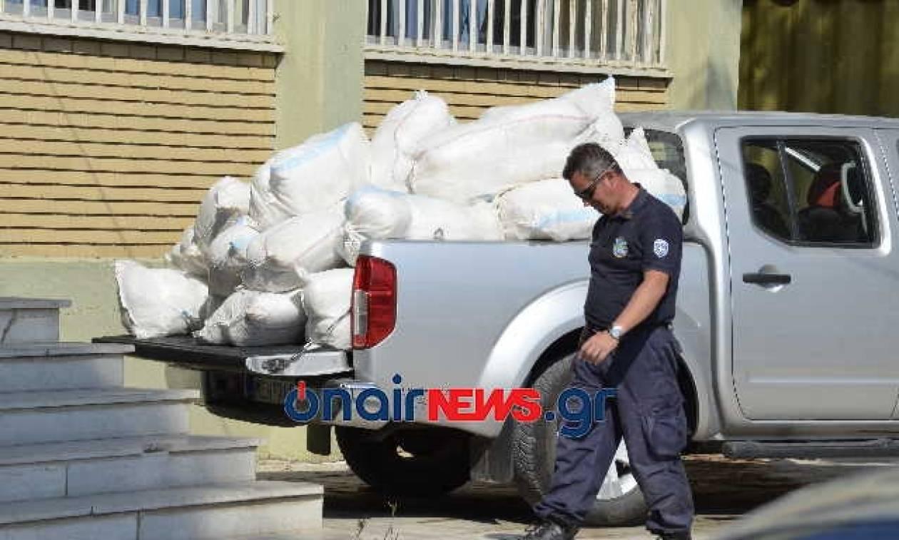 Μεσολόγγι: Το Λιμενικό εντόπισε μεγάλη ποσότητα ναρκωτικών (pics&vid)