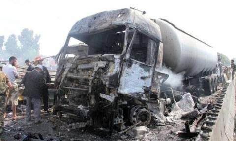 Το ΙΚ ανέλαβε την ευθύνη για τις πολύνεκρες βομβιστικές επιθέσεις στη Συρια