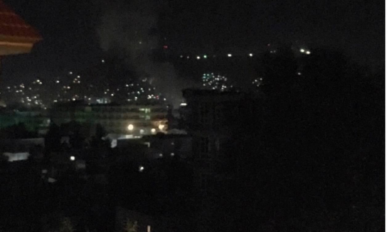 Αφγανιστάν: Νέα ισχυρή έκρηξη στο κέντρο της Καμπούλ