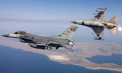 Τουρκικά μαχητικά έπληξαν στόχους βόρεια του Ιράκ