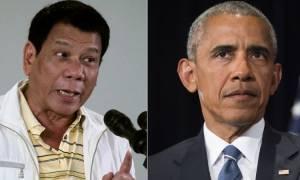 Φιλιππίνες: Αφού έβρισε τον Ομπάμα τώρα ζητά συγγνώμη ο Πρόεδρος Ντουτέρτε (Vid)