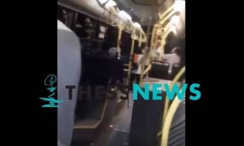 Θεσσαλονίκη: Δικογραφία κατά του ΟΑΣΘ για το επεισόδιο μεταξύ επιβάτη και ελεγκτών λεωφορείου