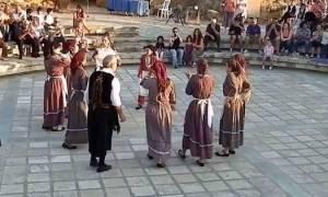 Ρεκόρ Γκίνες στο παραδοσιακό χορό Σούστα επιδιώκει ο Δήμος Αγίας Νάπας