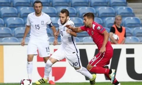 Αυτό είναι το γκολ που έφαγε η Ελλάδα από το Γιβραλτάρ (video)