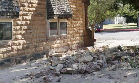 ΗΠΑ: Ακόμα και στην Οκλαχόμα κάνει σεισμούς! (video)