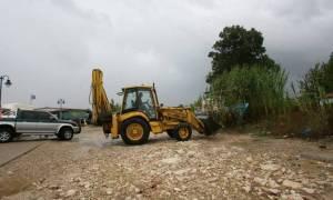 Κακοκαιρία: Μεγάλα προβλήματα και στη Λακωνία