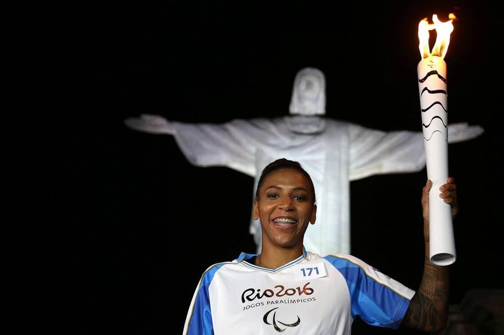 Παραολυμπιακοί 2016: Στο Ρίο έφθασε η Παραολυμπιακή Φλόγα - Δείτε φωτογραφίες και βίντεο