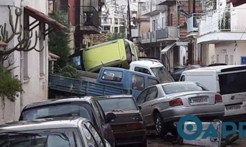 В результате непогоды в Греции погибли три человека