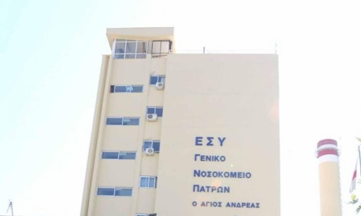 Νικολόπουλος: Casus belli η υποβάθμιση του νοσοκομείου «Αγ. Ανδρέας»