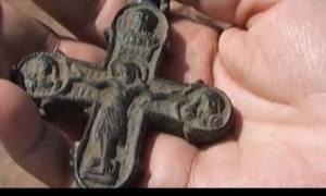 Δέος! Ορθόδοξοι σταυροί αναδύονται στην κεντρική Μικρά Ασία! (video)