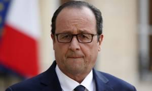 Γαλλία: Δημοσκόπηση-κόλαφος για τον Ολάντ