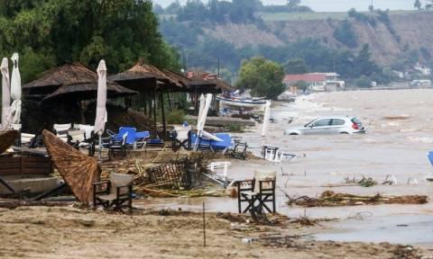 Κακοκαιρία: Σε κατάσταση έκτακτης ανάγκης και ο δήμος Θερμαϊκού