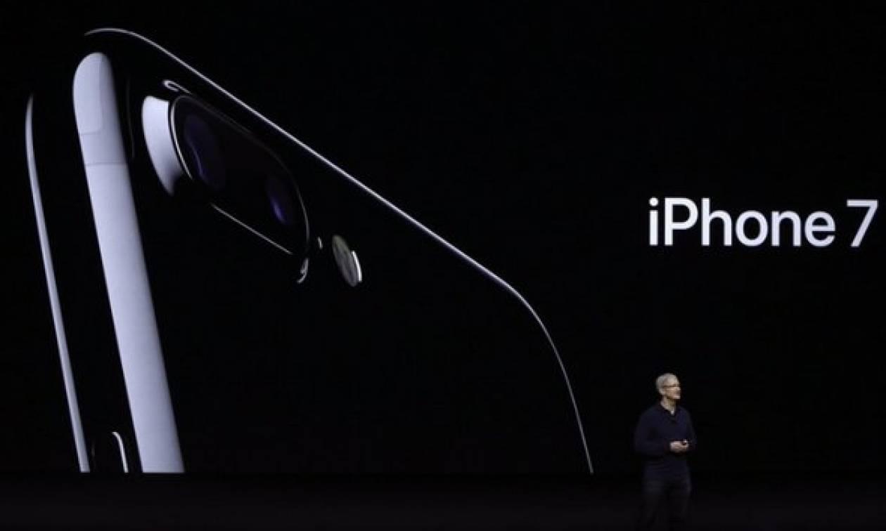 Αυτό είναι το iphone 7: Αδιάβροχο, με τέλεια κάμερα και ασύρματα ακουστικά! (pics+vid)