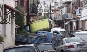 Κακοκαιρία: Μεγάλες οι ζημιές στην πόλη της Καλαμάτας - Ξεκίνησε η καταγραφή