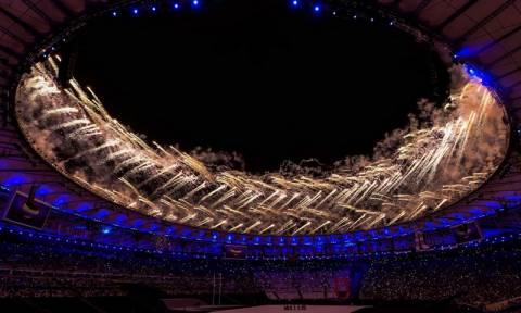 Παραολυμπιακοί Αγώνες 2016 Ρίο: Με μηνύματα και συμβολισμούς η Τελετή Έναρξης  (pics+vid)