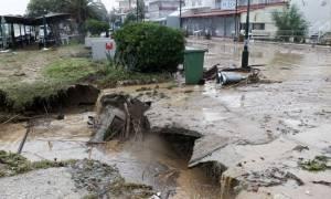 Θεσσαλονίκη: Θρίλερ για τον εντοπισμό της 53χρονης που χάθηκε στην πλημμύρα